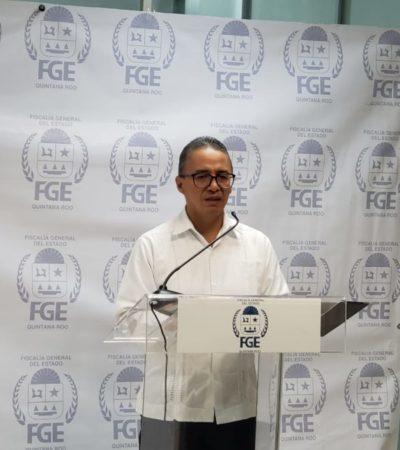 Confirma Fiscalía la detención de un sujeto que participó en la ejecución de una persona en la avenida López Portillo