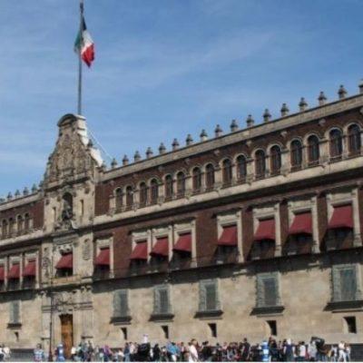'YA DORMÍ AQUÍ': AMLO alterna entre Palacio Nacional y su casa en tanto se instala definitivamente