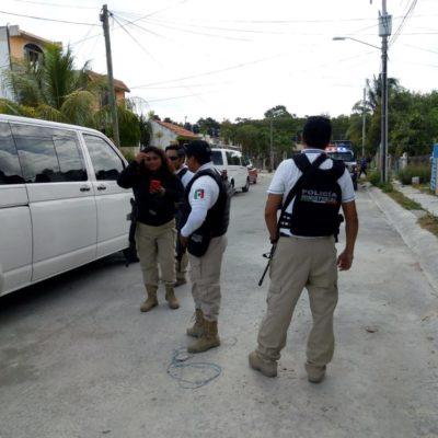 REGRESÓ POR SU DESAYUNO Y LO DESAPARECIERON: Grupo armado 'levanta' a chofer de transporte turístico de su casa en la Región 259 en Cancún