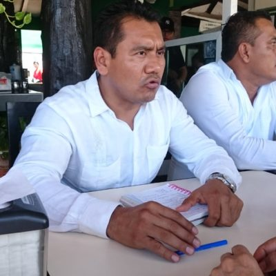 Devuelven dos predios al sindicato de taxistas de Tulum