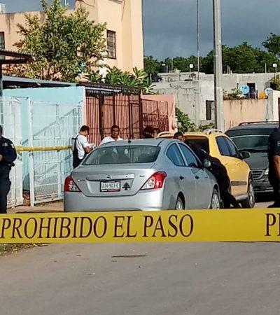 ACTUALIZACIÓN | EJECUTAN EN SU CASA A POLICÍA MINISTERIAL EN CHETUMAL: Disparan a un agente adscrito como chofer del secretario de Seguridad Pública, Alberto Capella, en la colonia Las Américas II