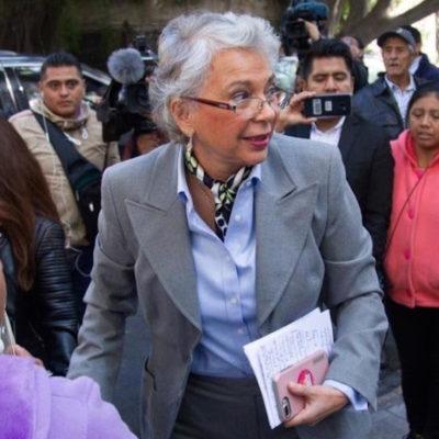 Considera Sánchez Cordero inconstitucional reforma que amplía el periodo de gestión de la gubernatura en BC