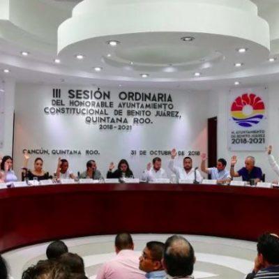Cabildo de Benito Juárez ratificará a titular de la SMSPyT, así como directores de policías Preventiva y Turística, respectivamente