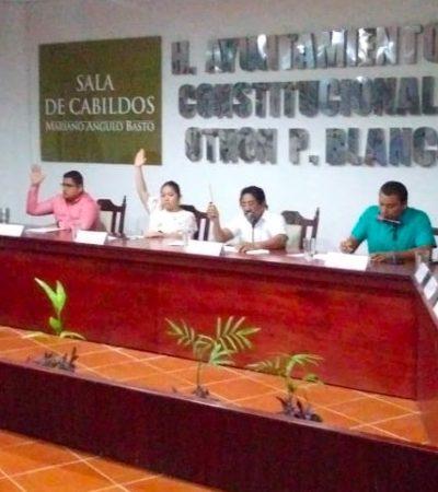 APRUEBA CABILDO MANDO ÚNICO EN OPB: Por mayoría de votos, avalan regidores entregar a Capella la Seguridad Pública de la capital de QR