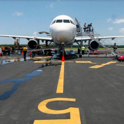 Anuncian reinicio del vuelo Miami-Cozumel de American Airlines a partir de octubre con cinco rutas a la semana