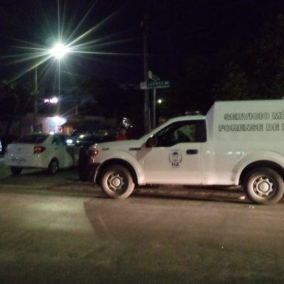 Se suicida hombre de 34 años en Chetumal