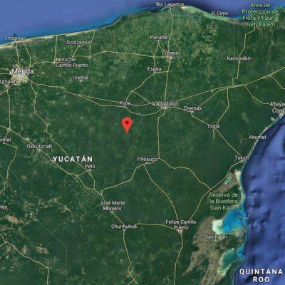 Visitadora agraria participa en maniobras para que ejidatarios de Xkalakdzonot vendan a bajo precio 1700 hectáreas para el Tren Maya