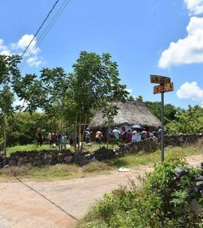 Busca Yucatán que Tahdziú deje de ser considerado el municipio más pobre de América Latina