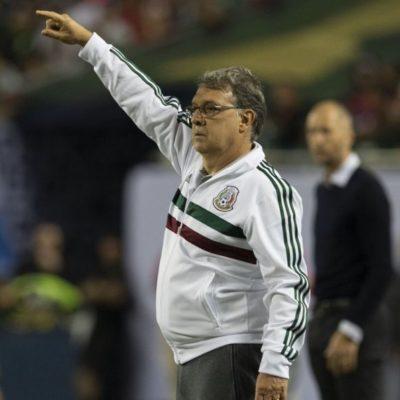 Rompe México 'maldición' de 'El Tata' Martino al derrotar a EU en la Copa de Oro