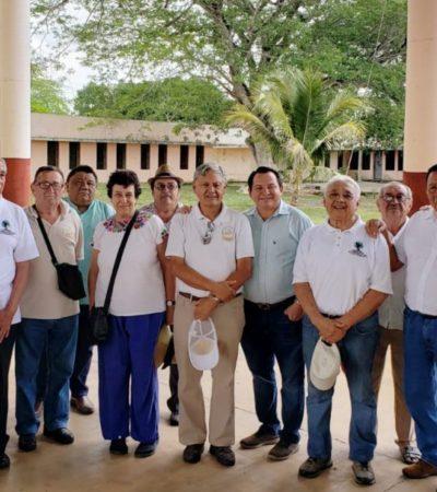Buscan reabrir escuela normal rural en Tekax a cincuenta años de su clausura por Díaz Ordaz