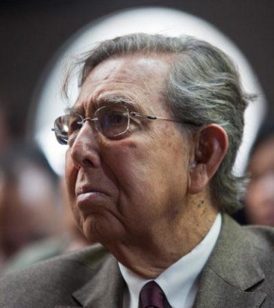 KRAUZE BUSCA 'TIRO': Propone a Cuauhtémoc Cárdenas encabezar un frente nacional antirreeleccionista