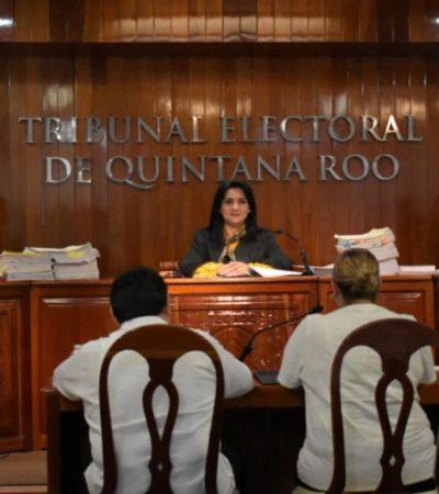 Teqroo declara inexistentes las denuncias contra Marybel Villegas y Fernández Noroña y confirma elección de Diputados en los Distritos Electorales 9 y 11