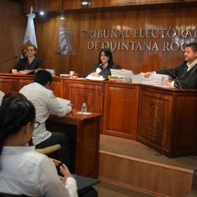 Teqroo confirma validez de la elección de Diputados en los Distritos 01 y 08