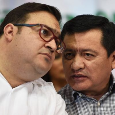 ACUSA JAVIER DUARTE: Urdieron Osorio Chong y Yunes Linares su caída y linchamiento mediático