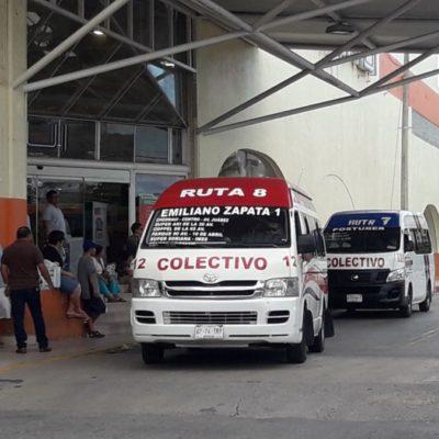 Aprueban autoridades alza de tarifas del transporte público en Cozumel