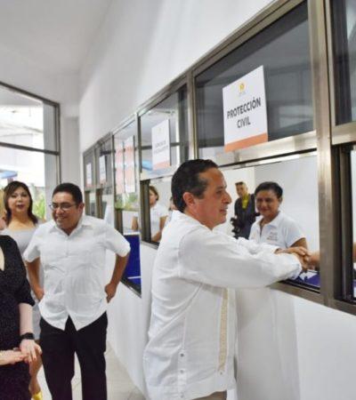 Por falta de coordinación entre Estado y Federación, empresarios muestran incertidumbre en el funcionamiento de la ventanilla única en Chetumal