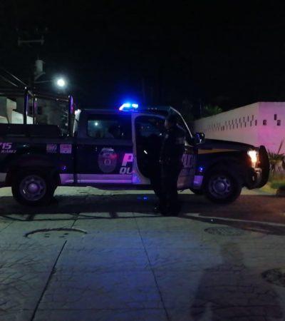 Reportan disparos y presunto 'levantón' de un joven en la colonia Donceles 28 de Cancún