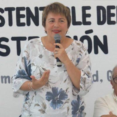 Se opone Laura Beristain a reformas del Congreso y anuncia que su gobierno no aplicará aumento del Derecho de Saneamiento Ambiental