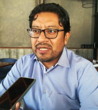 Asegura Marco Gutiérrez que modificarán leyes y reglamentos para impedir la corrupción de ayuntamientos de QR