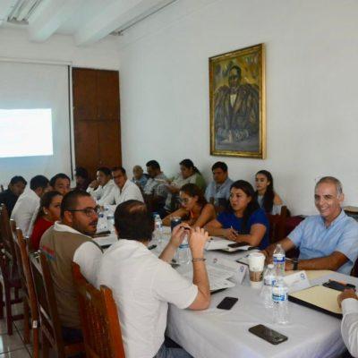 A puerta cerrada, discute comuna propuesta para establecer tarifas para el servicio de grúas en Cancún