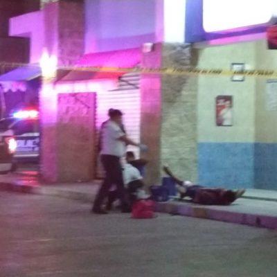 ATAQUE A BALAZOS EN PARAÍSO MAYA: Dos hombres heridos y una mujer lesionada de forma circunstancial en la Región 107 de Cancún