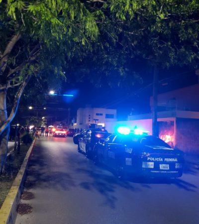 RESCATAN A GRUPO DE JÓVENES 'LEVANTADOS' EN CANCÚN: Confirman que 25 muchachos están bien de salud y detienen al menos a tres personas en el fraccionamiento Santa Fe; hallan a otros tres en sus domicilios