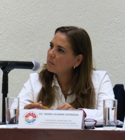 Asegura Mara Lezama que en el caso del 'Call Center' era difícil encontrar las oficinas porque están en un residencial
