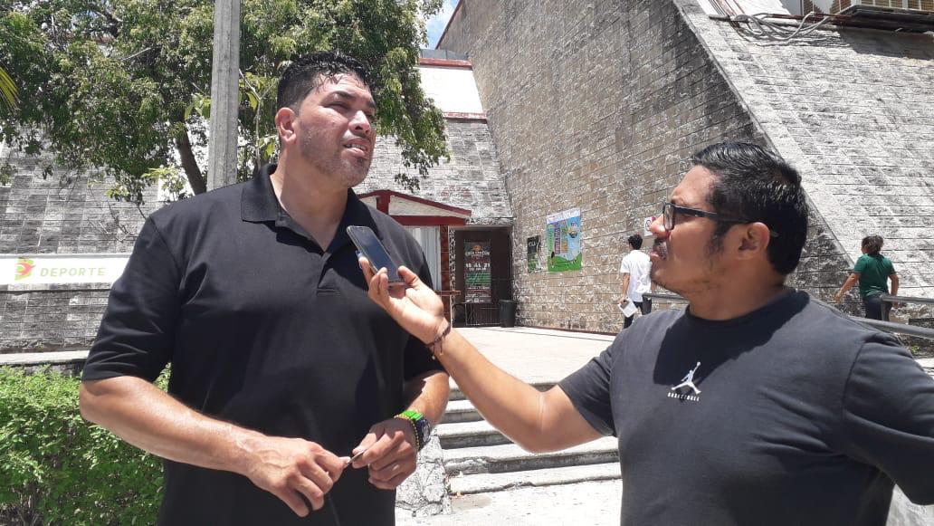 Expresa el ex NBA, Horacio Llamas, su beneplácito por regreso de Pioneros a Cancún