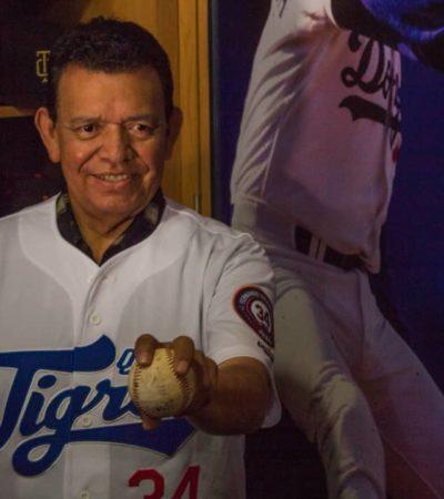 No me lo esperaba, pero me emociona: Fernando Valenzuela