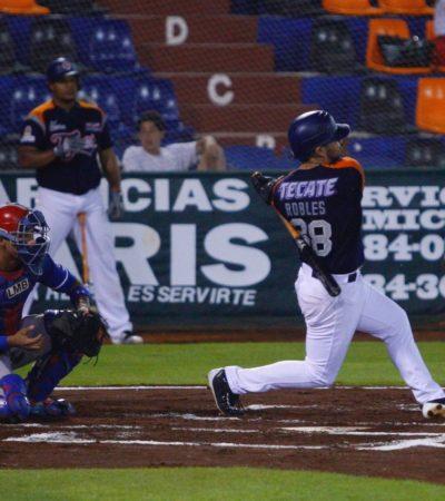 DURANGO PAGA CON LA MISMA MONEDA:Ahora la serie fue para Generales, tomando desquite de la semana anterior, al imponerse 5-4 a los Tigres de Quintana Roo