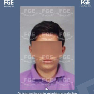 Cumple FGE orden de aprehensión a imputado por homicidio de dos hombres afuera de un centro comercial, en la zona del 'El Crucero'