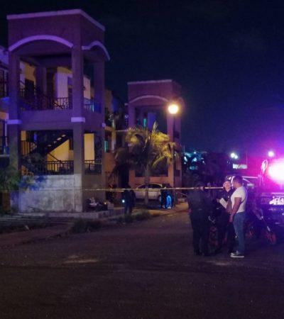 DISPARAN CONTRA JÓVENES QUE FUMABAN MARIHUANA: Intento de ejecución en el fraccionamiento Urbi Villas de Cancún deja saldo de un herido