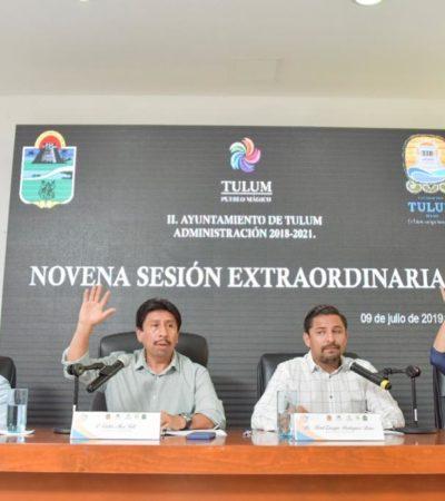 ¿AJUSTARÁN CUENTAS A 'ROMI' DZUL?: Aprueba Cabildo contratar auditor externo para revisión de la gestión pública 2016-2018 en Tulum