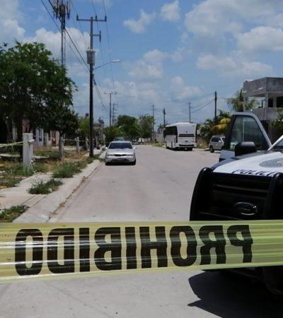 Hallan cuerpo putrefacto en domicilio del fraccionamiento Las Palmas de Cancún