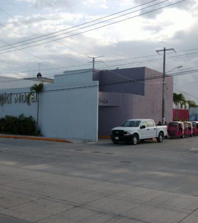 Operativo policiaco en un motel de Cancún para rescatar a menores ante denuncia de un posible abuso sexual