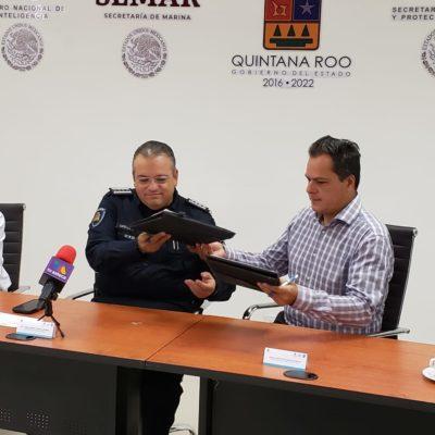 ANTICIPA CAPELLA 'DETENCIONES ESPECTACULARES' DE POLICÍAS: Admite Secretario de Seguridad Pública que hay elementos que siguen colaborando con el hampa