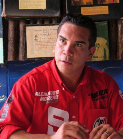 """""""LE DIMOS HASTA CON LA CUBETA"""": Rechaza 'Alito' ser el candidato de AMLO a la dirigencia del PRI y recordó que como Gobernador de Campeche fue crítico hacia el tabasqueño"""