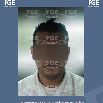 SEGUIMIENTO | Vinculan a proceso a taxista acusado de prostituir a una menor de edad en Cancún