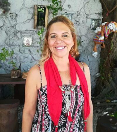 """""""ES UNA EMPRESA INÚTIL Y FRAUDULENTA"""": La diputada Sonia López se suma a los reclamos contra Laura Beristain por contratar a Grupo Ar.Co para la recolección de sargazo"""