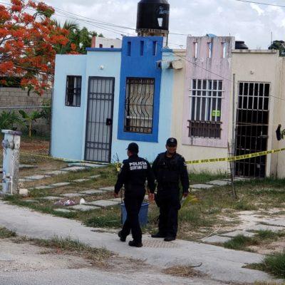 Ejecutan a un hombre en el fraccionamiento Las Palmas de la SM 259 de Cancún