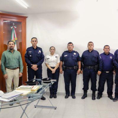 Nombran a Jesús Pérez Abarca encargado de despacho de Seguridad Pública en Tulum