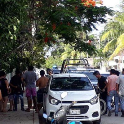 Hermetismo de la Policía de QR en Tulum tras la balacera de esta tarde