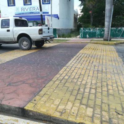 Realiza Gobierno de Solidaridad inversión millonaria para la construcción de 17 pasos peatonales; cada uno costaría más de 287 mil pesos