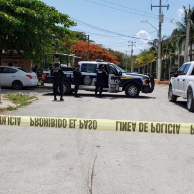 Hallan cadáveres de un hombre y una mujer en departamento de la Región 93 de Cancún; el hombre estaba ahorcado y la mujer ensabanada