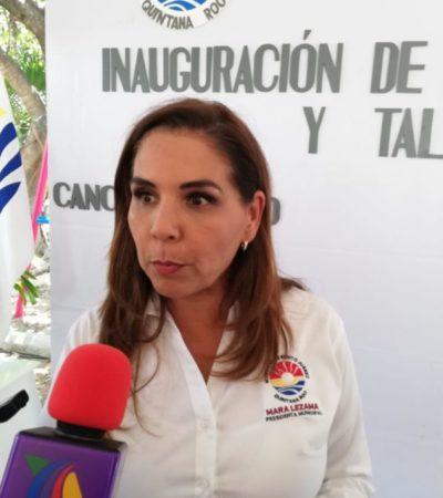 Mara Lezama rechaza que la agenda legislativa presentada por Morena sea la definitiva