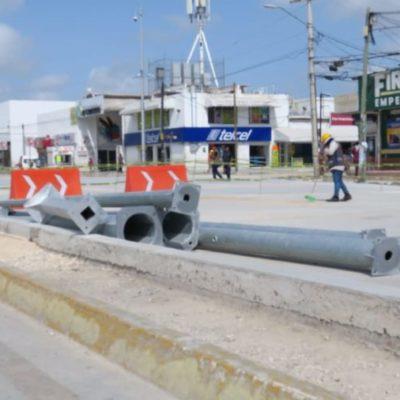 """Obras en """"El Crucero"""" registran atraso del 11%, pero deberán entregarse el 30 de agosto, asegura Rafael del Pozo"""