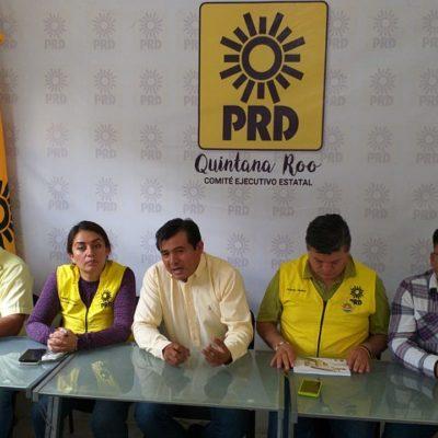 Para cerrar el gobierno de Carlos Joaquín, PRD buscará replantear la política de alianza para cumplir con los compromisos en los últimos tres años