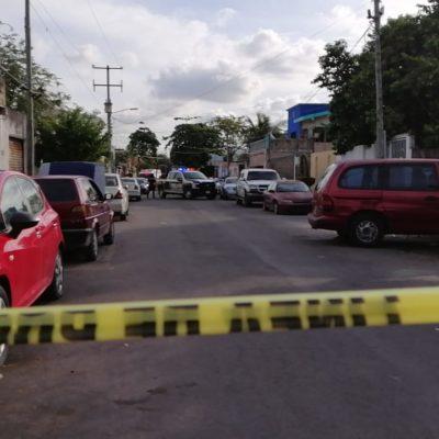 EJECUTAN A UN  HOMBRE EN LA REGIÓN 100: Disparan contra un sujeto por la estación del Cuerpo de Bomberos de Cancún