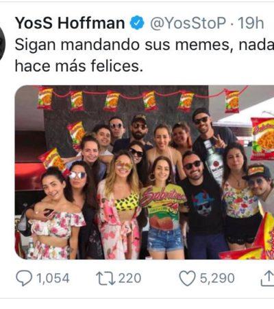 EL POLÉMICO PASO DE UNA 'INFLUENCER' POR CANCÚN: Pega a imagen de la 'youtuber' 'YosStop' incidente en una lancha donde ella y sus amigos insultan a capitán