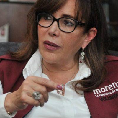 Sanciona a Morena a indisciplinados… desde militantes y candidatos hasta legisladores